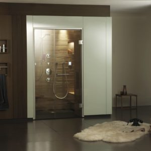 Klafs garų dušas