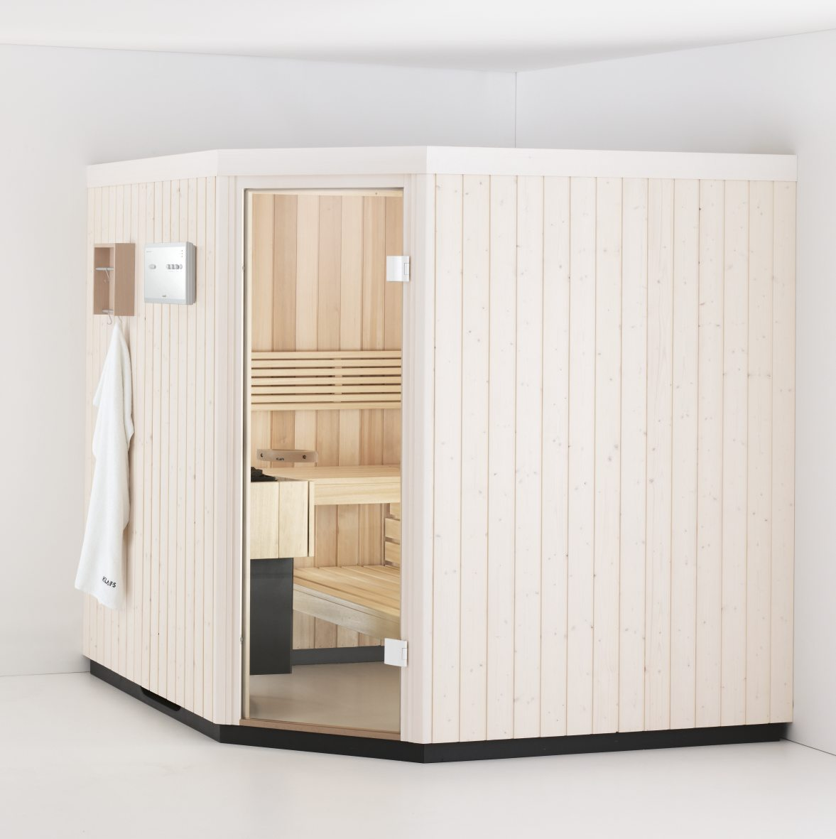 Klafs surenkama sauna HOME
