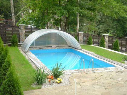 Lauko baseinas 6×3 m