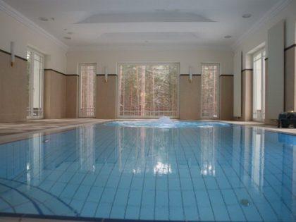 Privatus SPA centras ir baseinas 9×3,5m