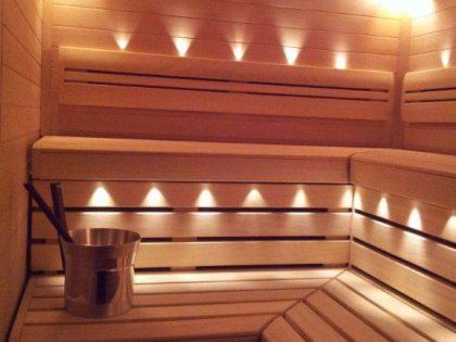Sauna privačiame name