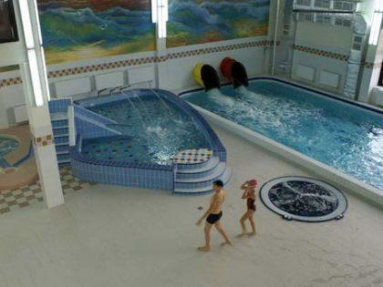 """Vandens pramogų parkas """"Priboj"""""""