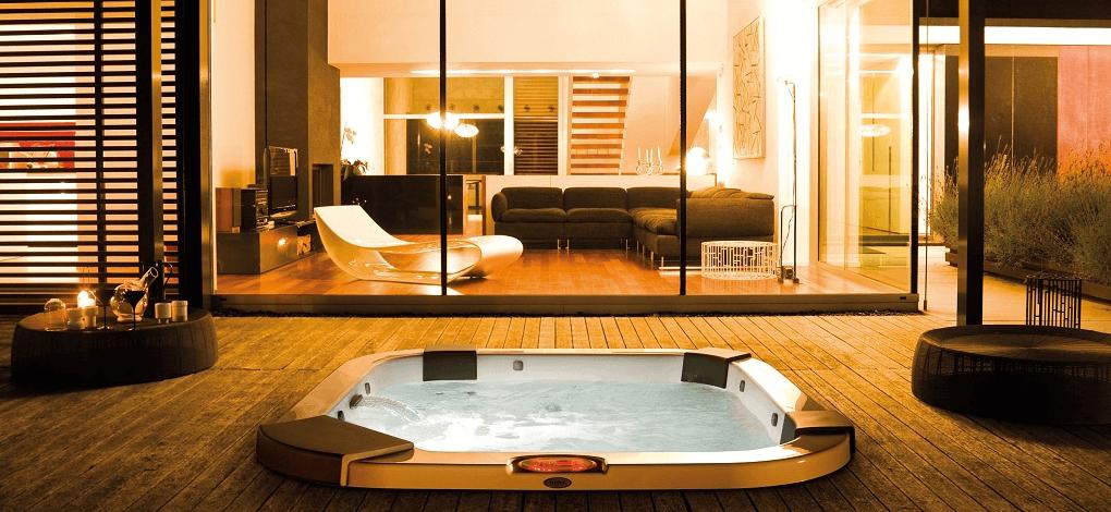 Masažinis baseinas Jacuzzi Delfi