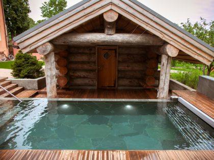Masažinis SPA baseinas – Vitality pool