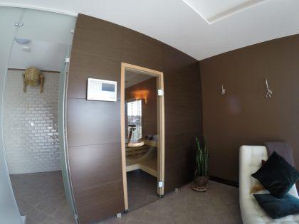 Sauna KLAFS Premium privačiame name