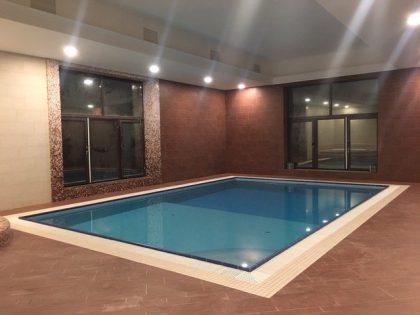 Plaukimo ir masažinio baseino įrengimas