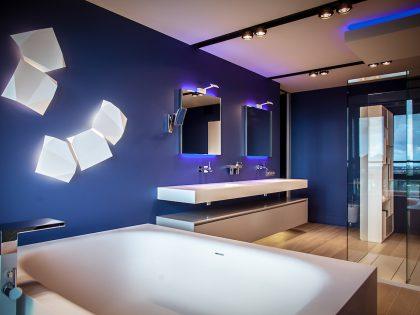 Prabangus butas su Jacuzzi J-575 masažiniu baseinu ir Klafs Lounge sauna!