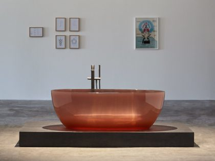 Antonio Lupi Naujiena – Cristalmood® Reflex vonia