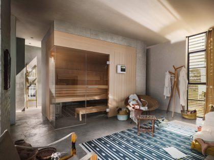 KLAFS Home ir Premium saunų naujas dizainas!
