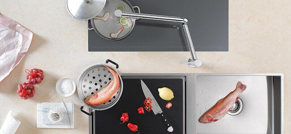 dornbracht-kitchen-fittings
