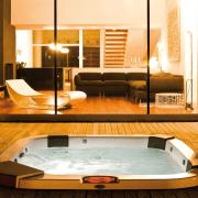 Jacuzi masažinis baseinas Delfi