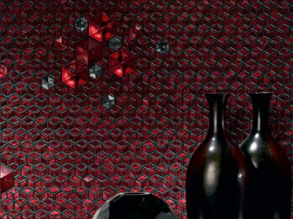 Sicis Diamond Rombo formos mozaikinės plytelės!